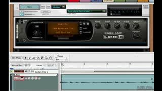2. Line 6 Bass Amp
