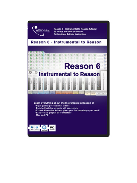 Reason 6 504 - Instrumental to Reason