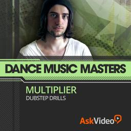 Dance Music Masters 111Multiplier | Dubstep Drills Product Image