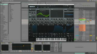 8. Bass Wavetable Synthesis