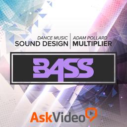 Dance Music Sound Design 101Designing Bass Product Image