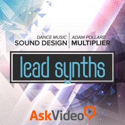 Dance Music Sound Design 102Lead Synths Product Image