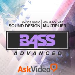 Dance Music Sound Design 301Bass Advanced Product Image