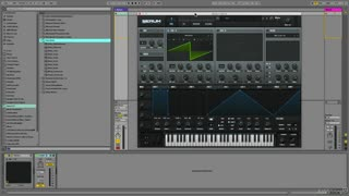 20. Import Audio Serum Wavetable