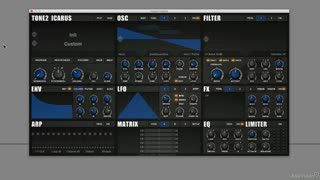 Dance Music Sound Design 302: Lead Synths Advanced - Preview Video
