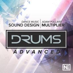 Dance Music Sound Design 304 Drums Advanced Product Image