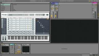 9. Long, Evolving, Inharmonic Tones Using FM