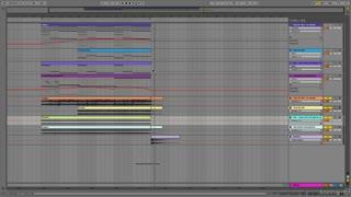 11. Breakdown Synth Layering In Key
