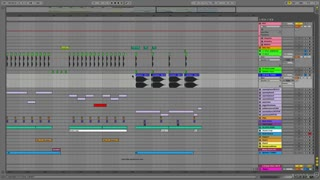 17. 808 Kick Drum Sections