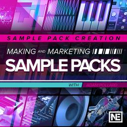 Designing and Marketing Sample Packs