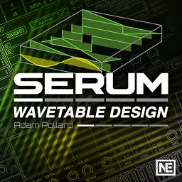 Serum 201 Wavetable Design Product Image