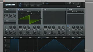 3. Serum's Wavetable Editor