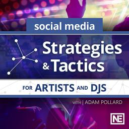 Social Media 101 Strategies & Tactics for Artists and DJs Product Image