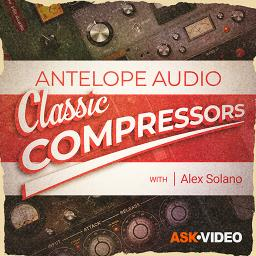 Antelope Audio 102 Classic Compressors Product Image