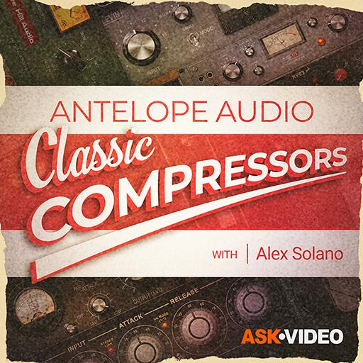 Antelope Audio 102: Classic Compressors