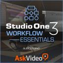 Studio One 104 - Workflow Essentials