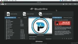 Studio One 104: Workflow Essentials - Preview Video