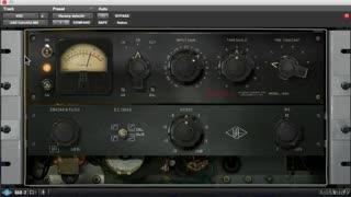 11. Fairchild 660 on Female Vocals