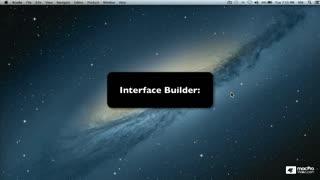 4. Interface Builder