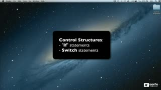 9. Working with Control Structures - Part 1