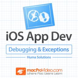 iOS App Dev 103Debugging and Exceptions Product Image