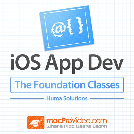 The Foundation Classes Tutorial & Online Course - iOS App