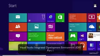 3. Visual Studio Integrated Development Environment (IDE) - Part 1