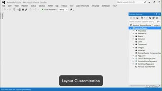 5. Layout Customization