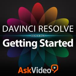 DaVinci Resolve 101 Getting Started Product Image