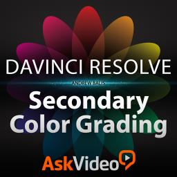 DaVinci Resolve 104 Secondary Color Grading		 Product Image