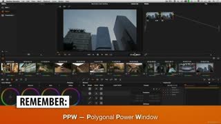 13. Polygonal Power Windows (PPW)