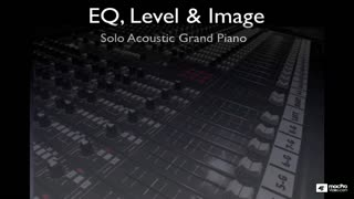 14. EQ, Level & Image Control