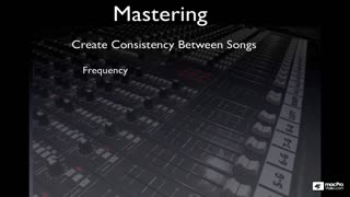 15. Create Consistency Between Songs
