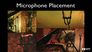 4. Microphone Placement