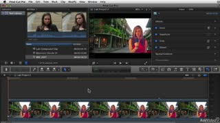 39. Final Cut Pro X & Motion Integration