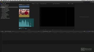 Final Cut Pro FastTrack 201: Pro Audio Techniques - Preview Video