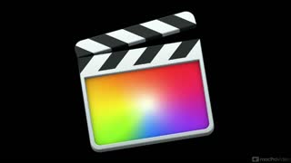 Final Cut Pro X 102: Clips: Import & Organize - Preview Video