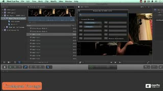 Final Cut Pro X 204: Media Management Toolbox - Preview Video
