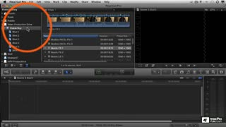 13. Versioning: Event Browser & Compound Clips
