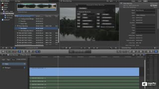 Final Cut Pro X 204: Managing Media - Preview Video
