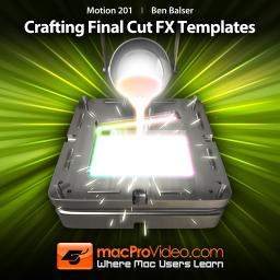 Motion 5 201 Crafting Final Cut FX Templates Product Image