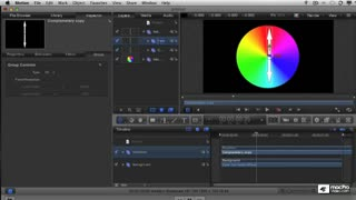 Motion 5 201: Crafting Final Cut FX Templates - Preview Video