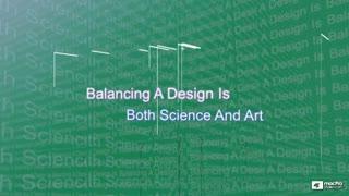 24. Balancing a Design