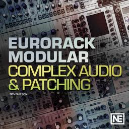 Eurorack Modular 103Complex Audio & Patching Product Image