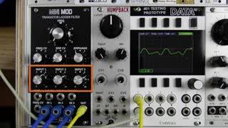 11. Moog Style Transistor Ladder