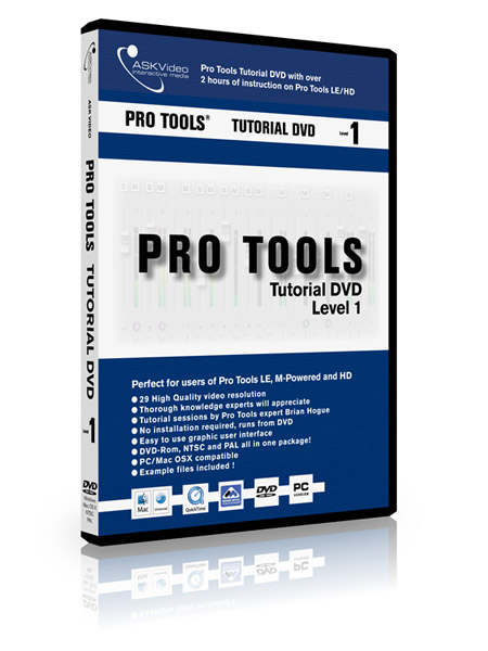 Pro Tools 7 501 - Working with Pro Tools 7 - Level 1