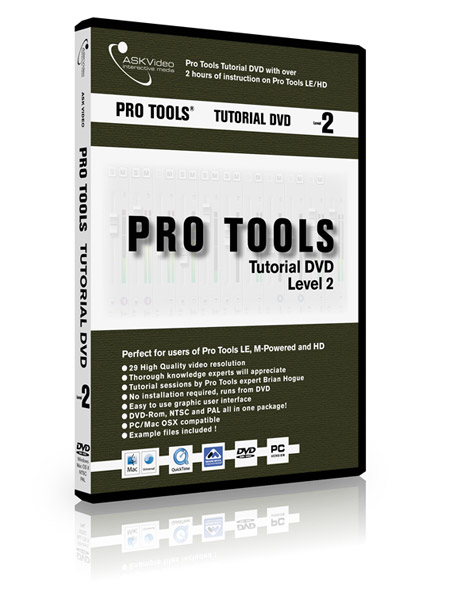 Pro Tools 7 502 - Working with Pro Tools 7 - Level 2