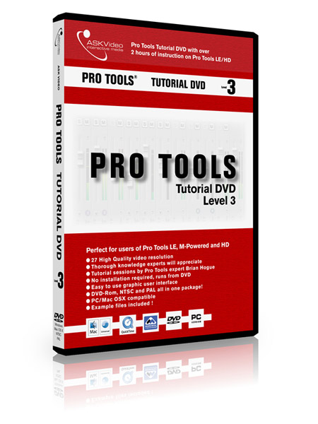 Pro Tools 7 503 - Working with Pro Tools 7 - Level 3