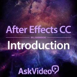 After Effects CC 101 Introduction to After Effects Product Image