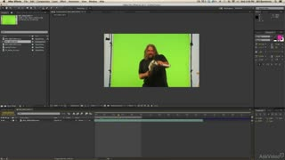 13. Green Screen Basics